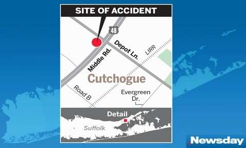 This map shows where a pickup truck plowed