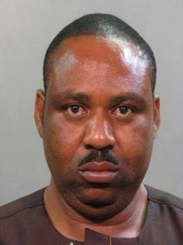 Kingsley Chukwu, 45, of Middletown in Westchester County,