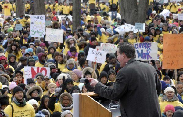 In March 2014, State Sen. John Flanagan (R-E.