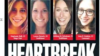Newsday's notable covers of 2015