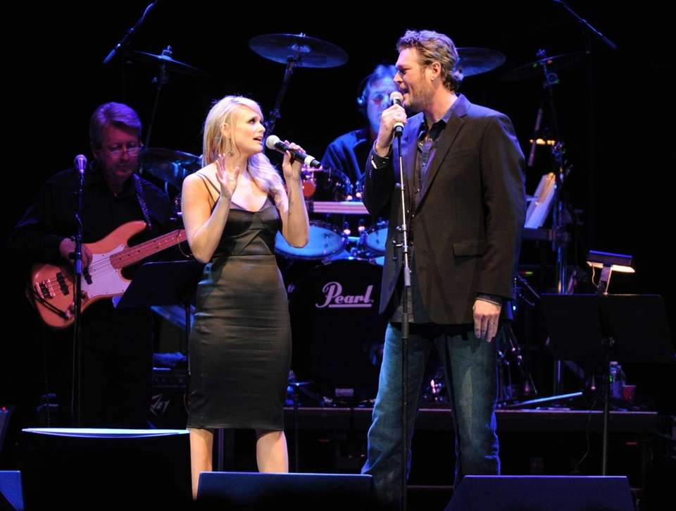 Miranda Lambert and Blake Shelton announced their divorce