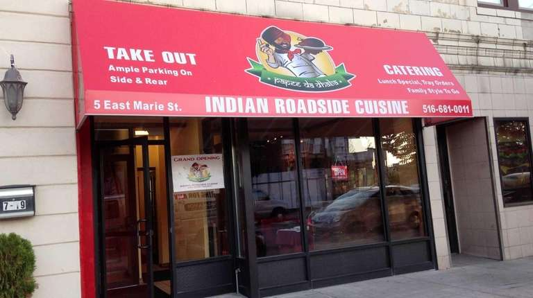 Papee da Dhaba is a new Indian restaurant