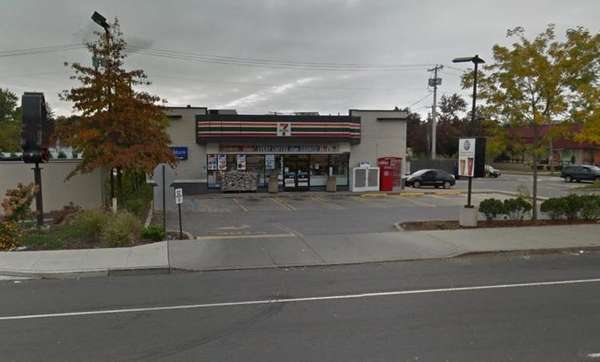 The 7-Eleven at 2800 Sunrise Highway in Bellmore