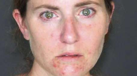 Kasey J. Cosgrove, 35, of Water Mill, was
