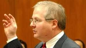 John Ryan, seen in 2005, who is the