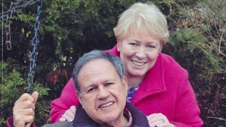 Ralph and Carole Barris of Bellmore celebrated their