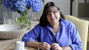 Ina Garten will answer questions from food writer