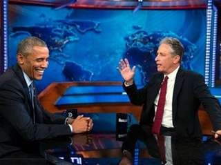Did Jon Stewart really hold