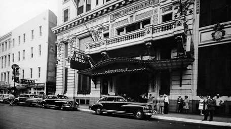 The Roosevelt in New Orleans, a 504-room hotel,