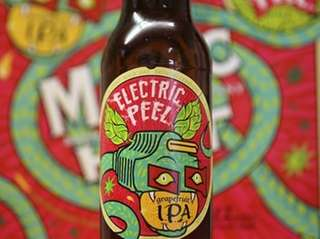 Magic Hat Brewing Company's Electric Peel and more