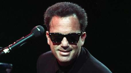 Billy Joel performs at Nassau Coliseum in Uniondale