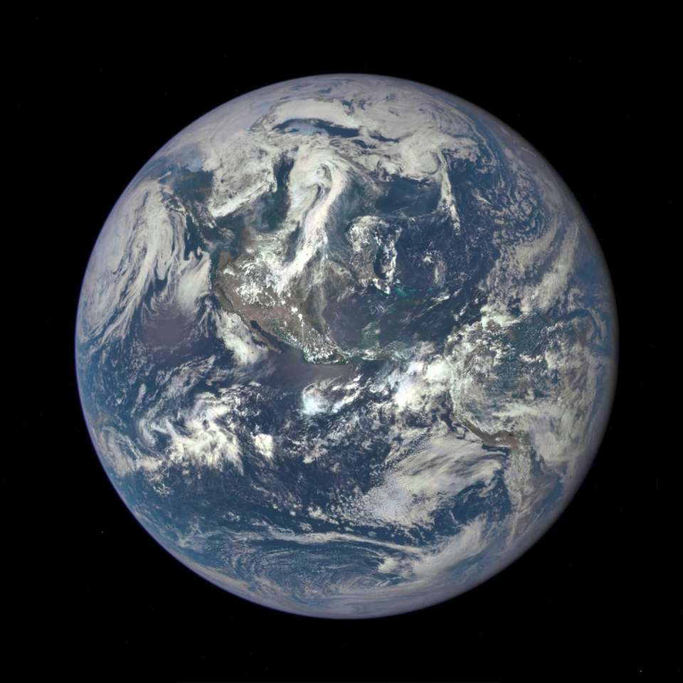 NASA on Monday, July 20, 2015, released this