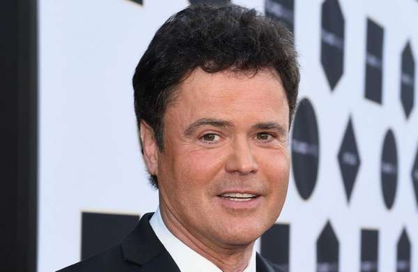 Singer Donny Osmond attends the 2015 TV Land