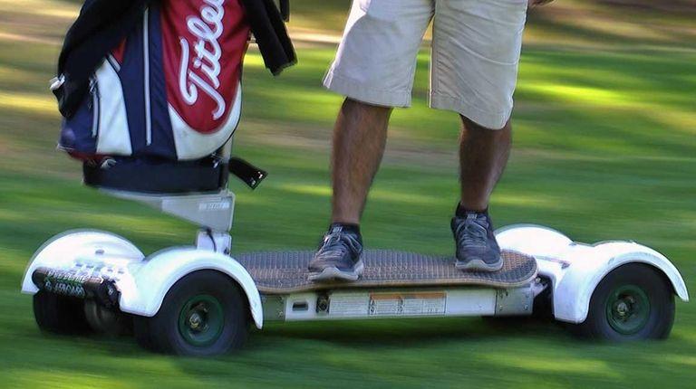 Hampton Hills Golf & Country Club staff member