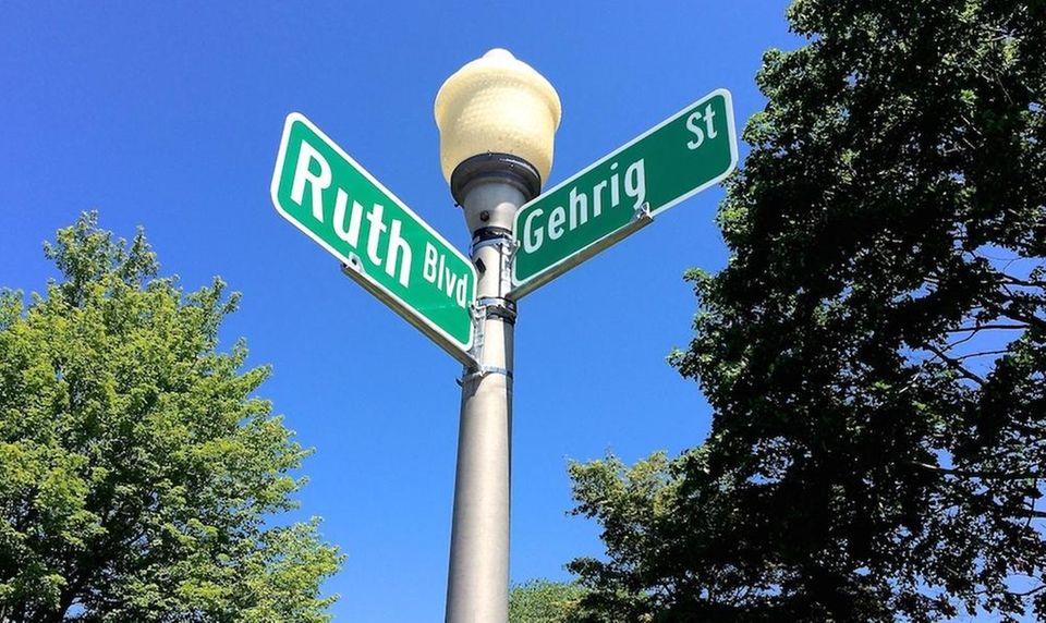 Ruth Boulevard, Gehrig Street, Cobb Lane and Vance