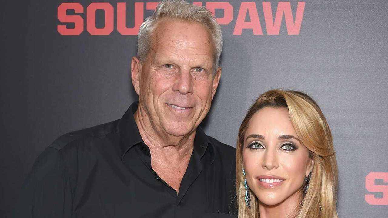 Steve Tisch and guest attend the