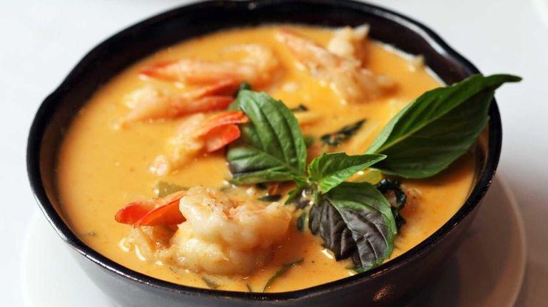 At Asia Taste, a Thai-Japanese restaurant in Hauppauge,