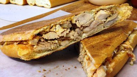 The most popular item at La Cubanita Deli