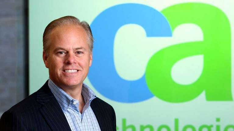 In a statement, CA Technology's chief executive Mike