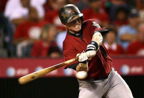 Craig Biggio of the Houston Astros bats against