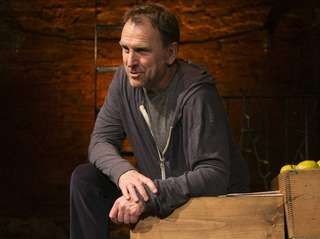 Colin Quinn in a scene from
