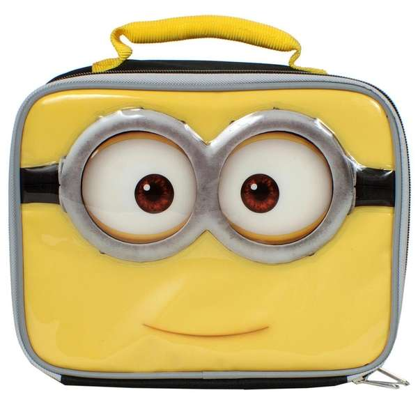 New back-to-school lunchboxes for kids include themes from