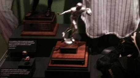 The Hansen Award is prominent in Craig Biggio's