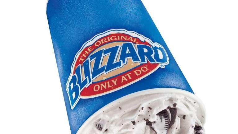 One dollar of every Blizzard ice cream cup