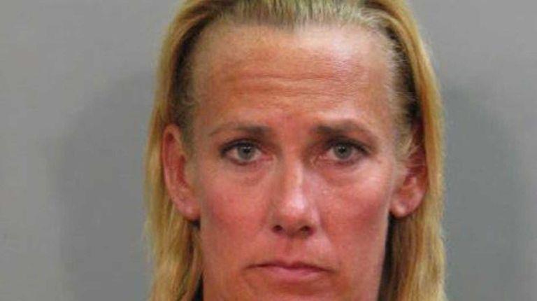 Eileen F. Danon, 43, of Oceanside, was arrested