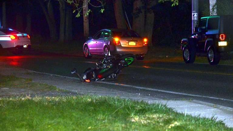 A 31-year-old Flushing man was seriously injured in