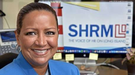 Christel Colon, a human resources business partner at
