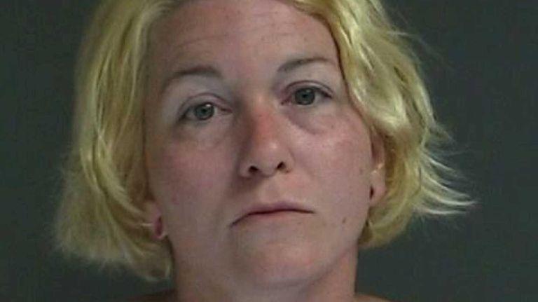 Joan Beard, 31, of Port Jefferson Station, was