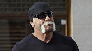 Former professional wrestler Hulk Hogan, whose real name