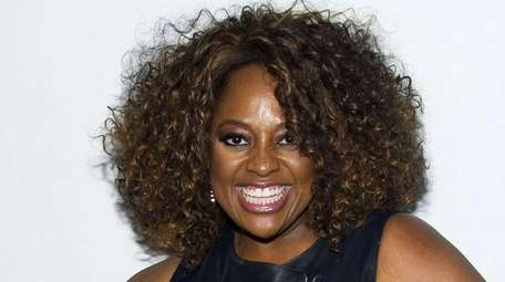 Actress-comedian Sherri Shepherd appears at The Four Seasons
