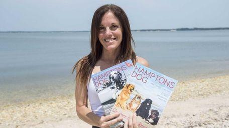 Lisa Hartman, editor and publisher of Hamptons Dog