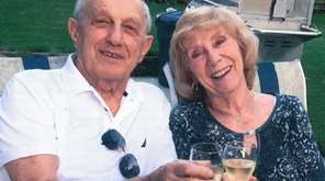 Dino and Marion Gerbase of Islip celebrated their