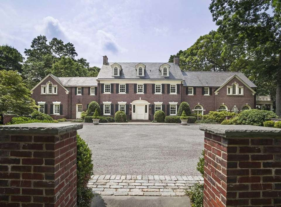 The Harewood Estate in Laurel Hollow, which has