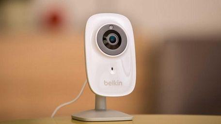 Cnet has picked Belkin NetCam HD+ Wi-Fi Camera