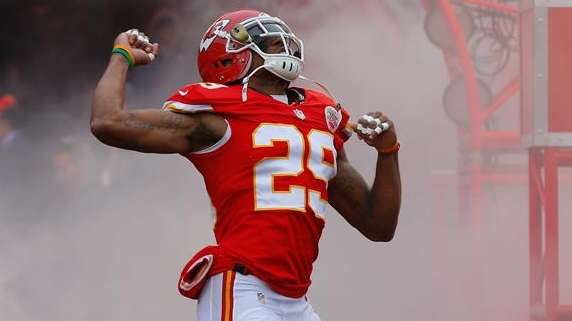 Kansas City Chiefs strong safety Eric Berry (29)