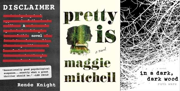 New thrillers by Renee Knight, Maggie Mitchell and
