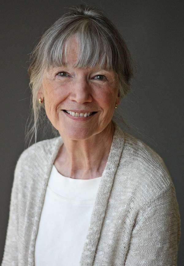 Anne Tyler, author of