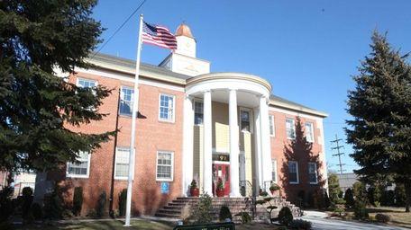 Malverne Village Hall on Thursday, Feb. 4, 2009.