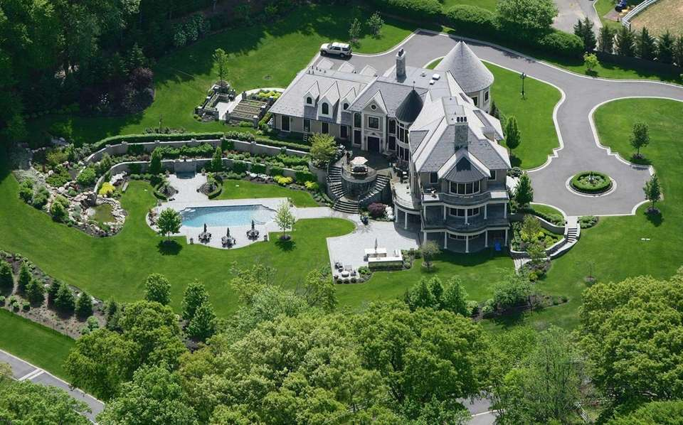 The current owner of this five-acre property in