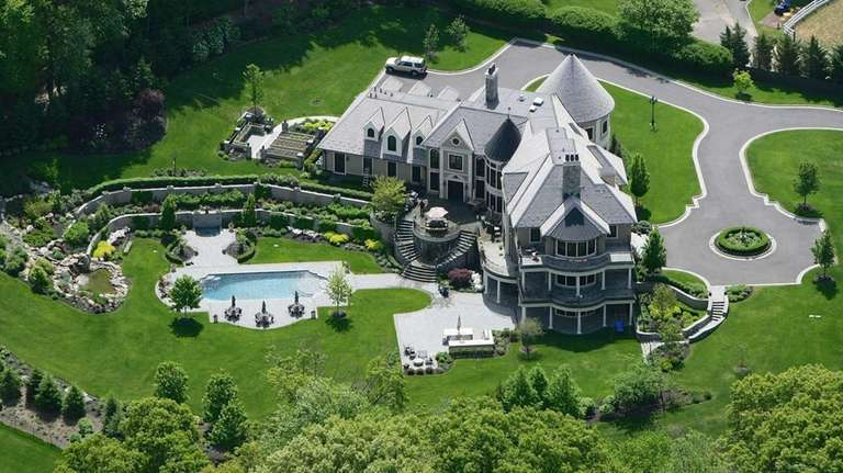 The current owner of this 5-acre property in