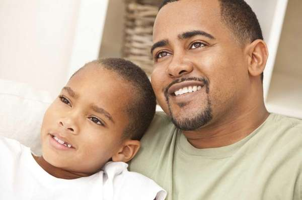 Men who become fathers experience weight gain and