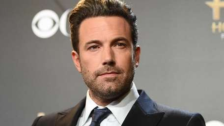 Ben Affleck was the subject of a controversial