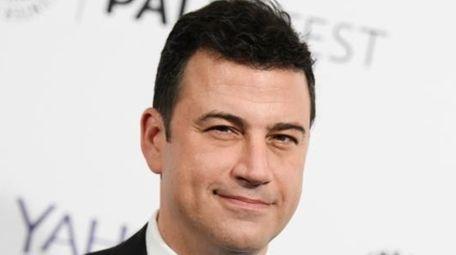 Jimmy Kimmel got emotional during his