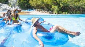 Splish Splash in Calverton features two wave pools