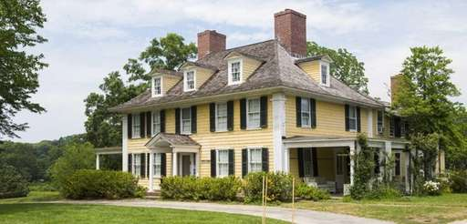 Historic Sylvester Manor on July 21, 2015, is