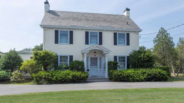 Renowned architect Isaac H. Green designed this Bayport